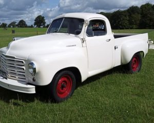 1953 Studebaker 2R6-12 Truck for sale on Classic American magazine.