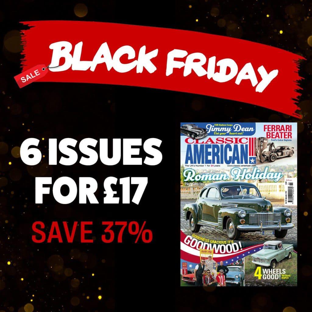 Black Friday Classic American