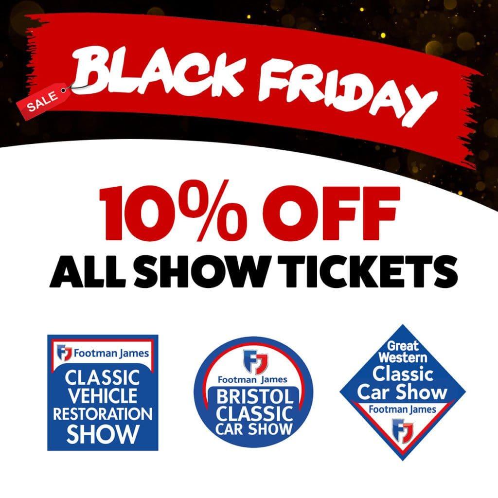 Black Friday Car Shows