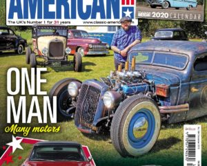 Classic American cover