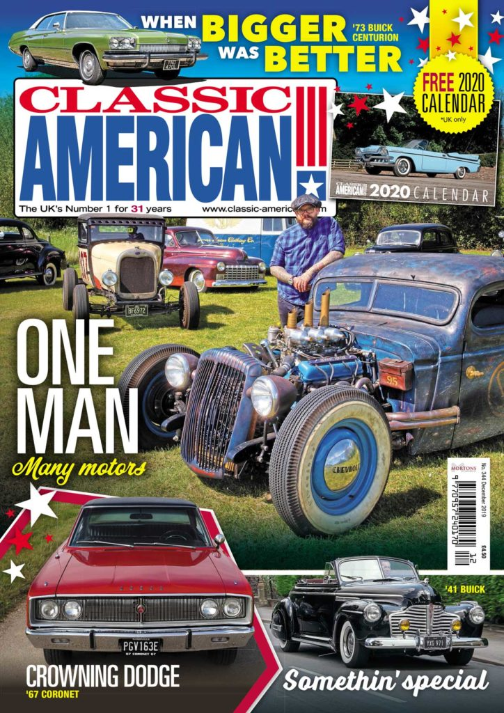 Classic American cover