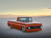 Chevrolet show glimpse of future with E-10 electric truck