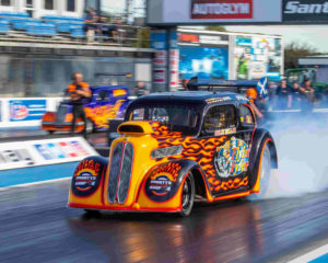 Nostalgia Nationals to launch historic drag racing season at Santa Pod