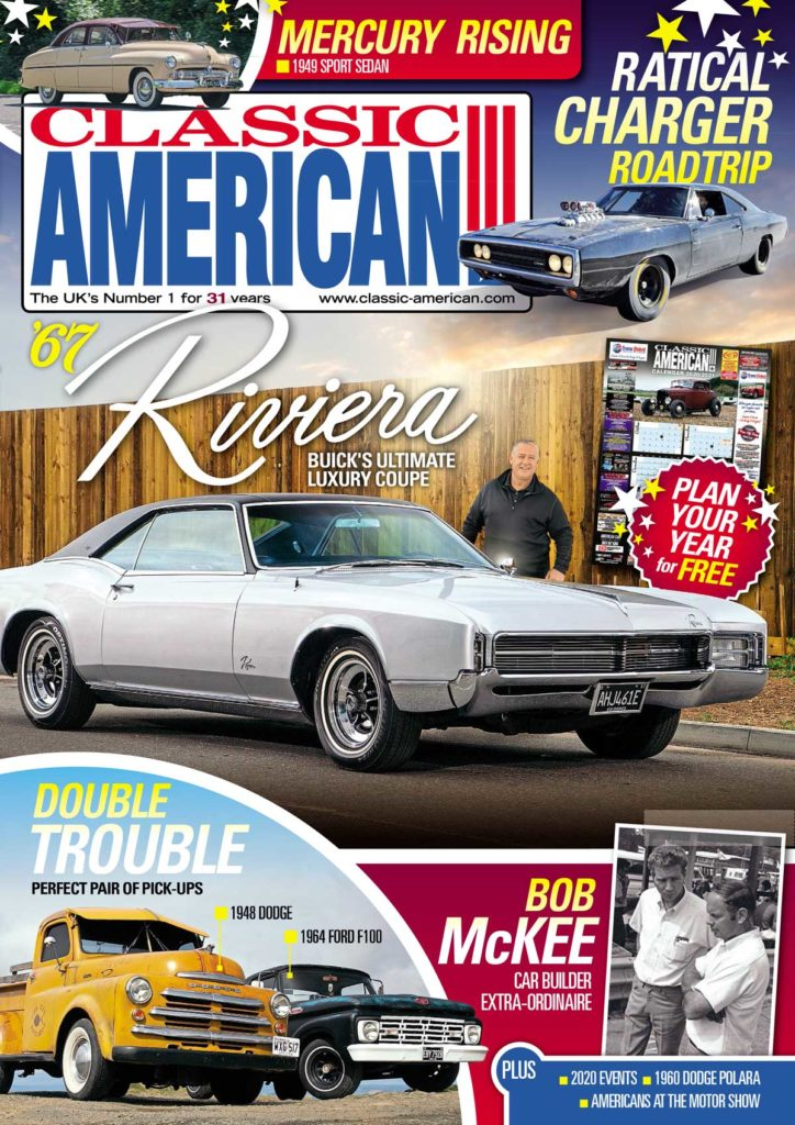 What's inside April's Classic American?