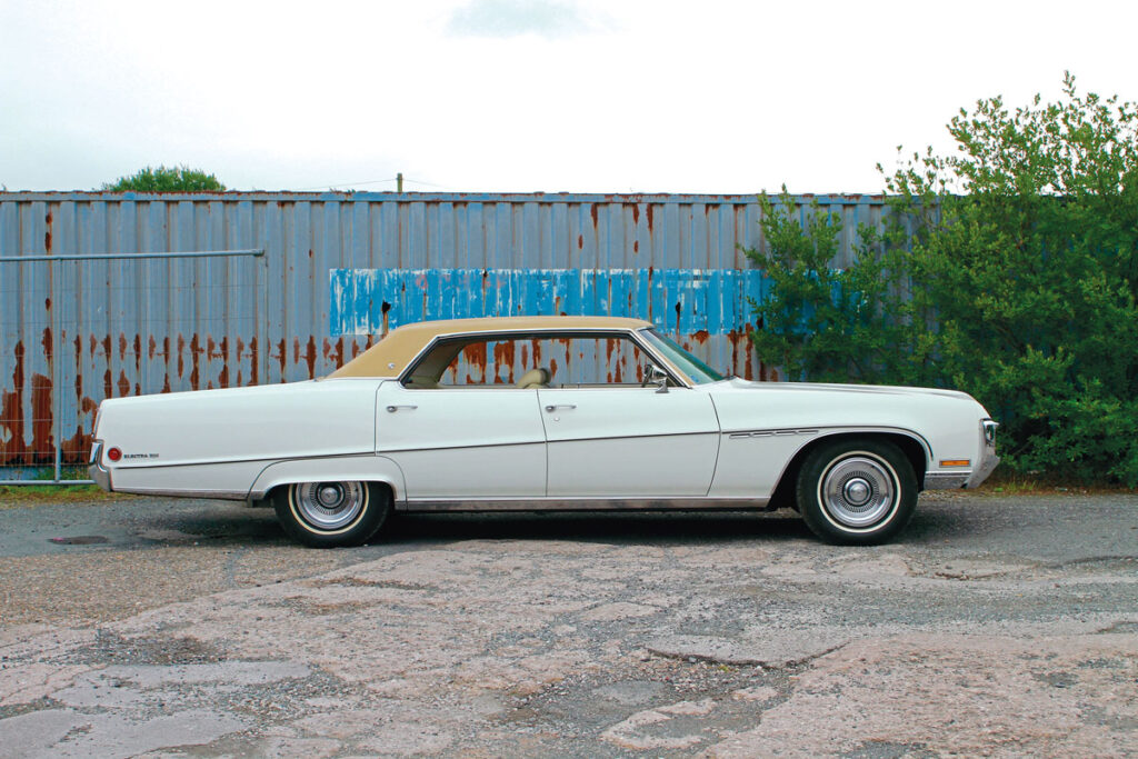 Another shot of 1970 Buick Electra 225