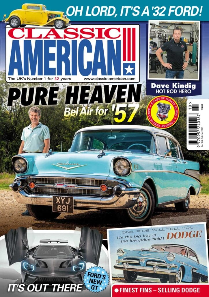 PREVIEW: October edition of Classic American