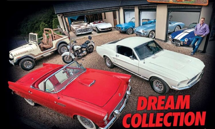 Grab our March issue, packed with the best classic American muscle features, striking photography of some awesome machines plus much more!